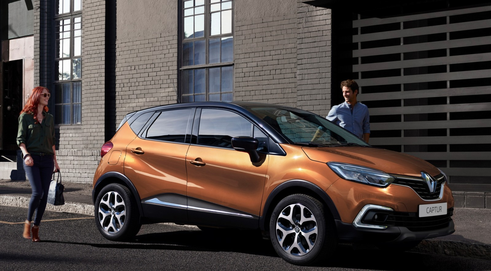 All-New Renault Captur | 23rd – 25th January | Cleary Motors
