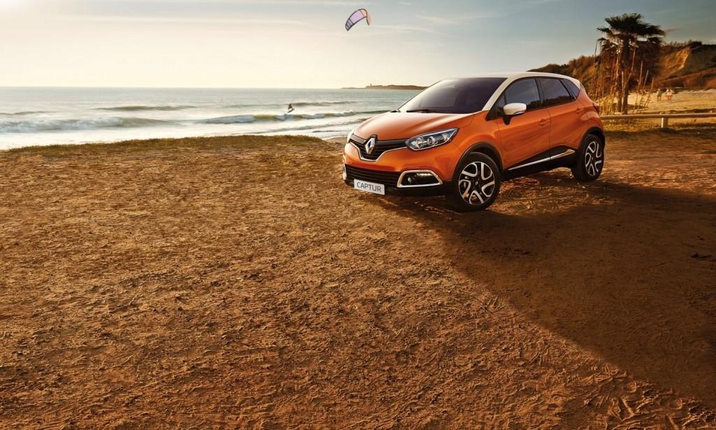car, beach