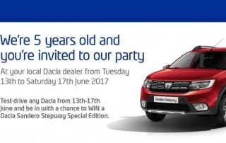 Dacia Birthday