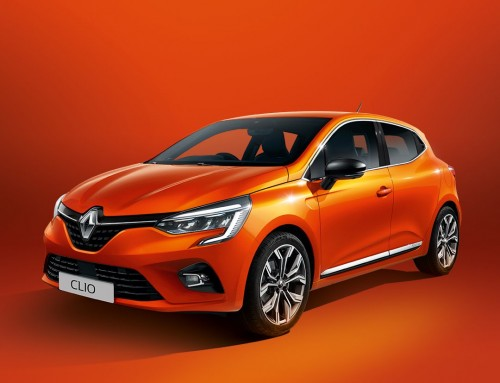 All-New Renault Clio is Ireland's Favourite Small Car in January 2020